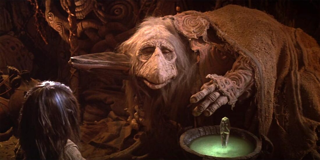 Image result for dark crystal 1982