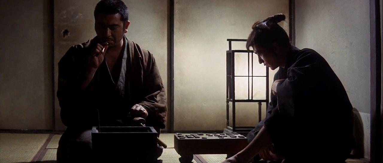 Zatoichi and the Chess Expert, dirigida por Kenji Misumi